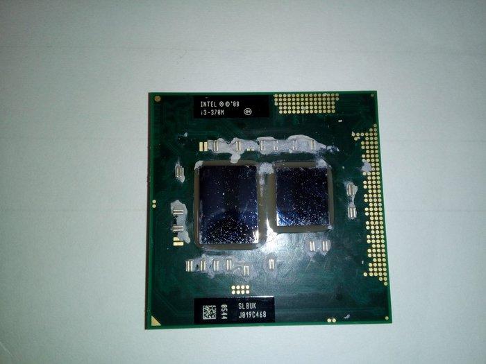 Intel i3 370m επεξεργαστής μεταχειρισμενος από laptop Lenovo . Photo 1
