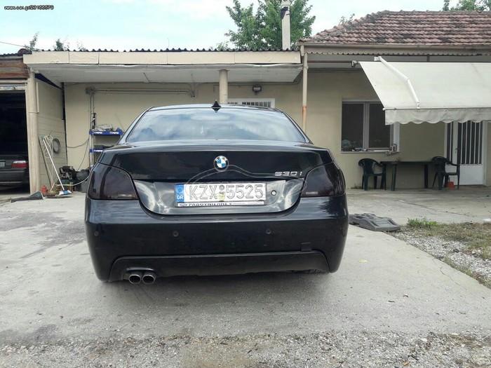 BMW 530 2005. Photo 1