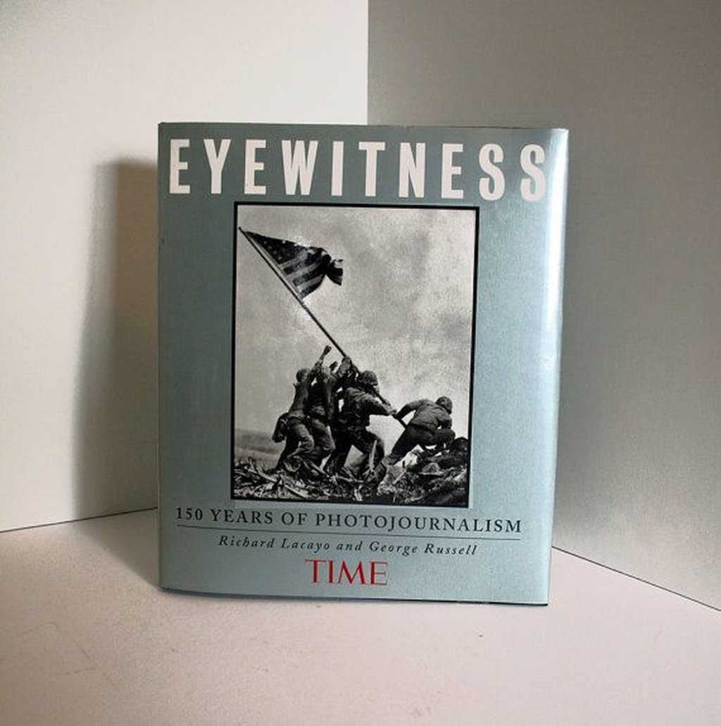 EYEWITNESS 150 YEARS OF PHOTOJOURNALISM