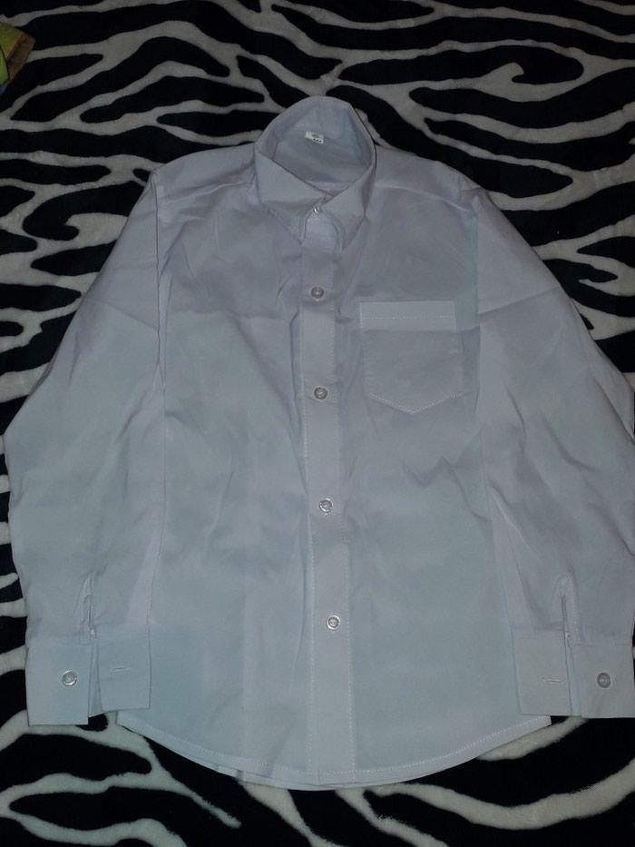 a6e24a2c7303871 Мужская рубашка новая белая за 150 KGS в Бишкеке: Рубашки и блузы на ...