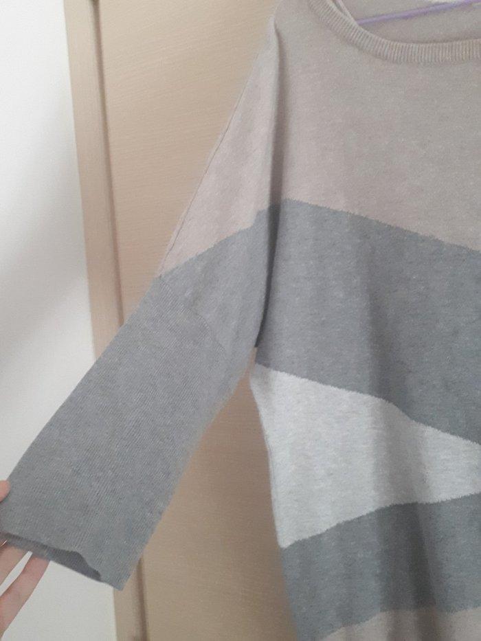Μπλουζα βαμβακερη Mexx σε αψογη κατασταση με μανικι 3/4 καλυπτει l/xl.. Photo 3