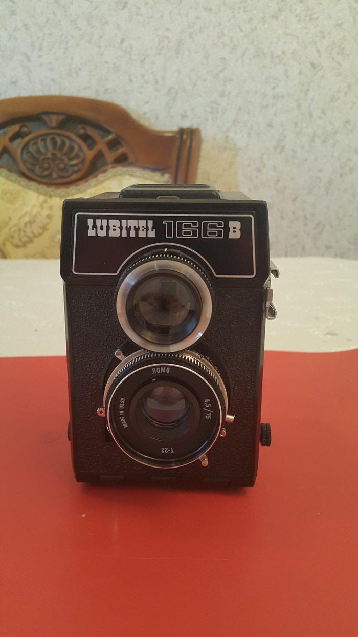 LUBİTEL-Lomo 166B. Photo 1