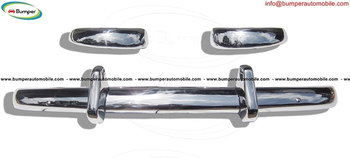 Volvo PV Duett Kombi  years (1953-1969) bumpers stainless steel in Amargadhi