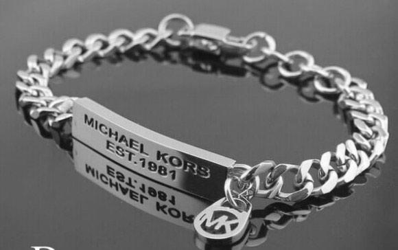 ΒΡΑΧΙΟΛΙ MK (collection 2017).To προϊόν είναι stock. Photo 0