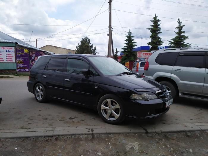 Honda Odyssey 2002. Photo 1