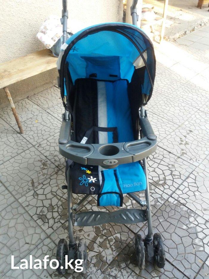 коляска трость в хорошем состоянии в Кара-Балта