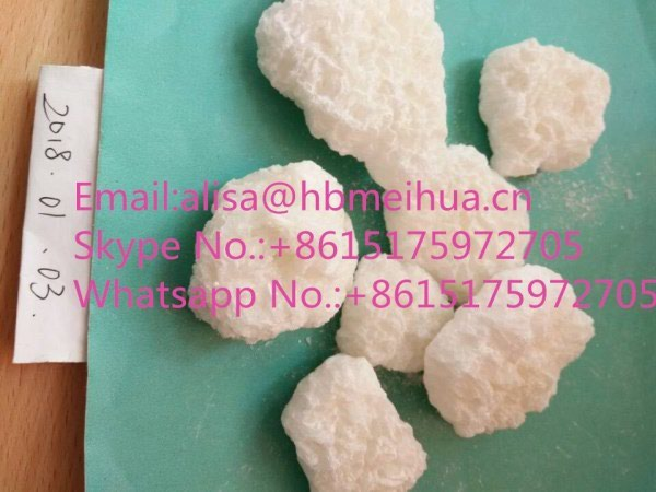 Good 4Cl-PVP,4C-PVP,4clpvp,mpvp,apvp crystal alisa@hbmeihua.cn. Photo 2