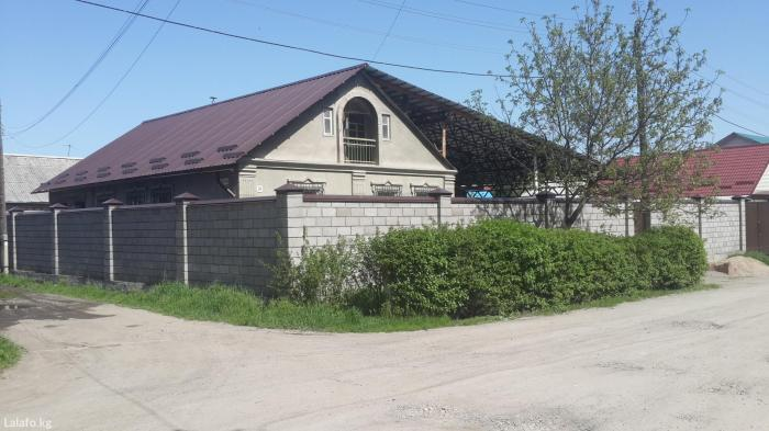 Продается кирпичный жилой дом + новая в Бишкек
