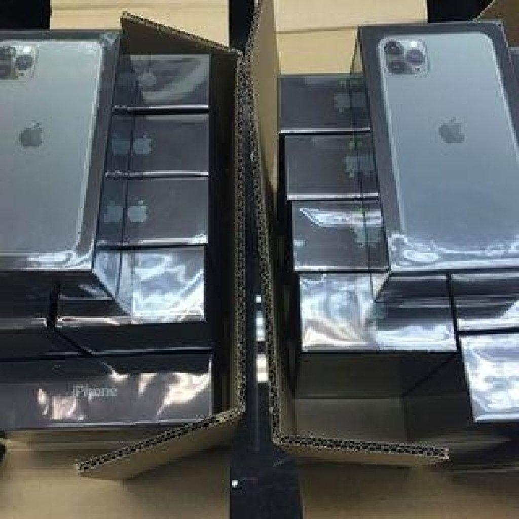 ORIGINAL Ξεκλείδωτη Apple Iphone11 PRO MAX, 8 X, XS MAX, XS MAX 512GB