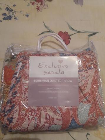 Κουβέρτα λεπτή σε δύο σχέδια, διαστάσεις 127χ152cm
