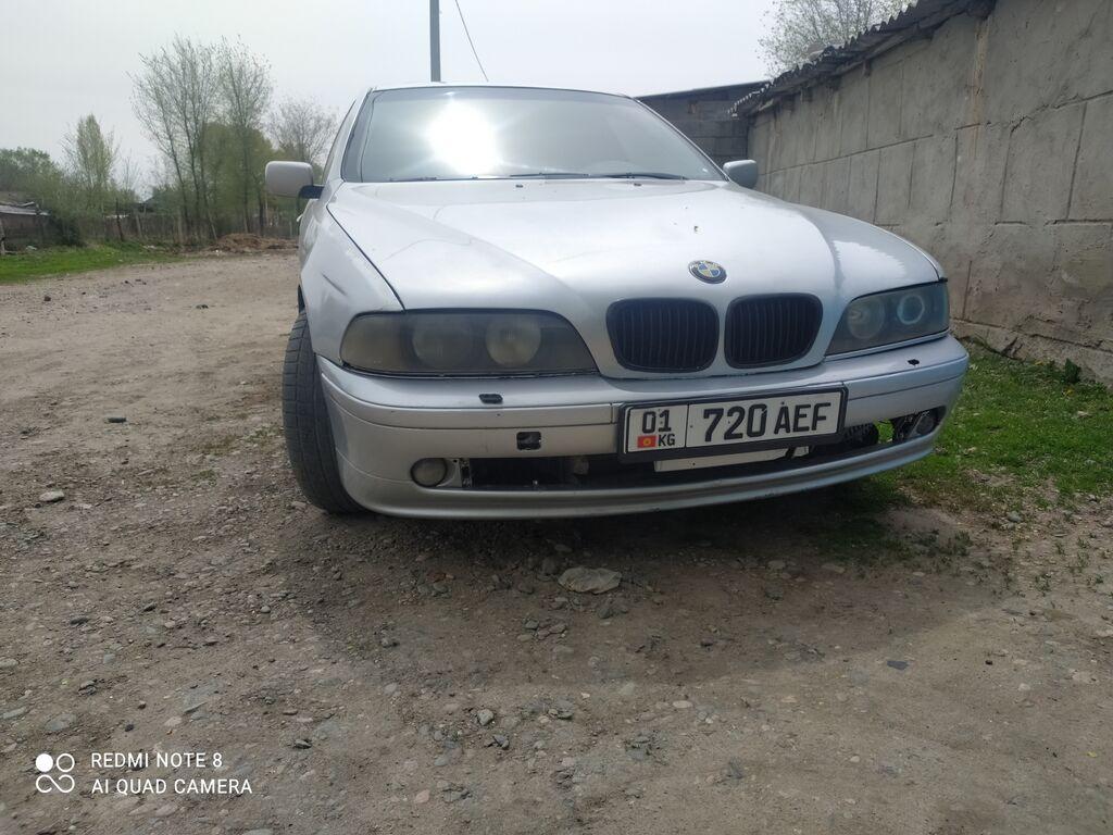 BMW 520 2 л. 1999 | 222 км: BMW 520 2 л. 1999 | 222 км