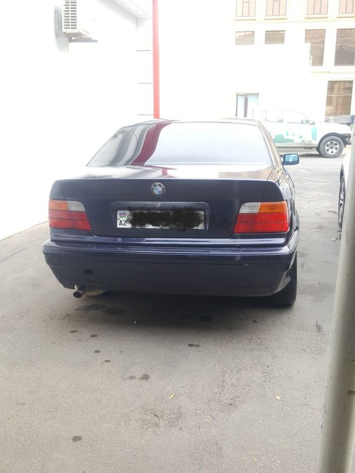 BMW 316 1992. Photo 4