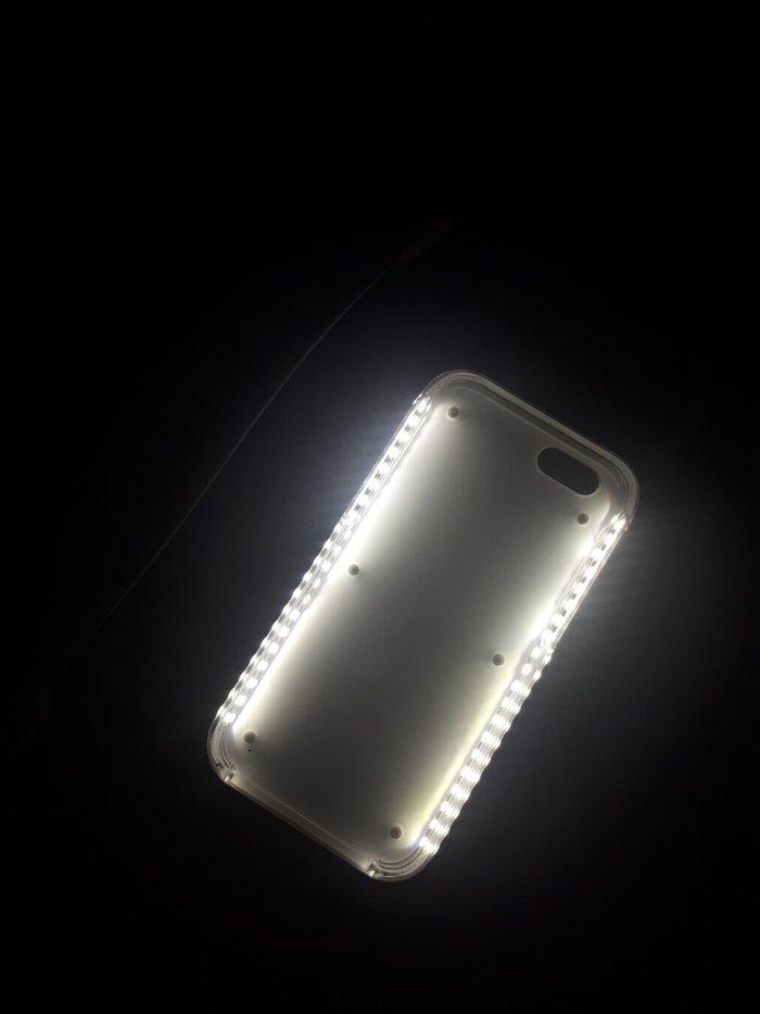 Maska za iphone 6s sa led osvetljenjem (nova) - Jagodina