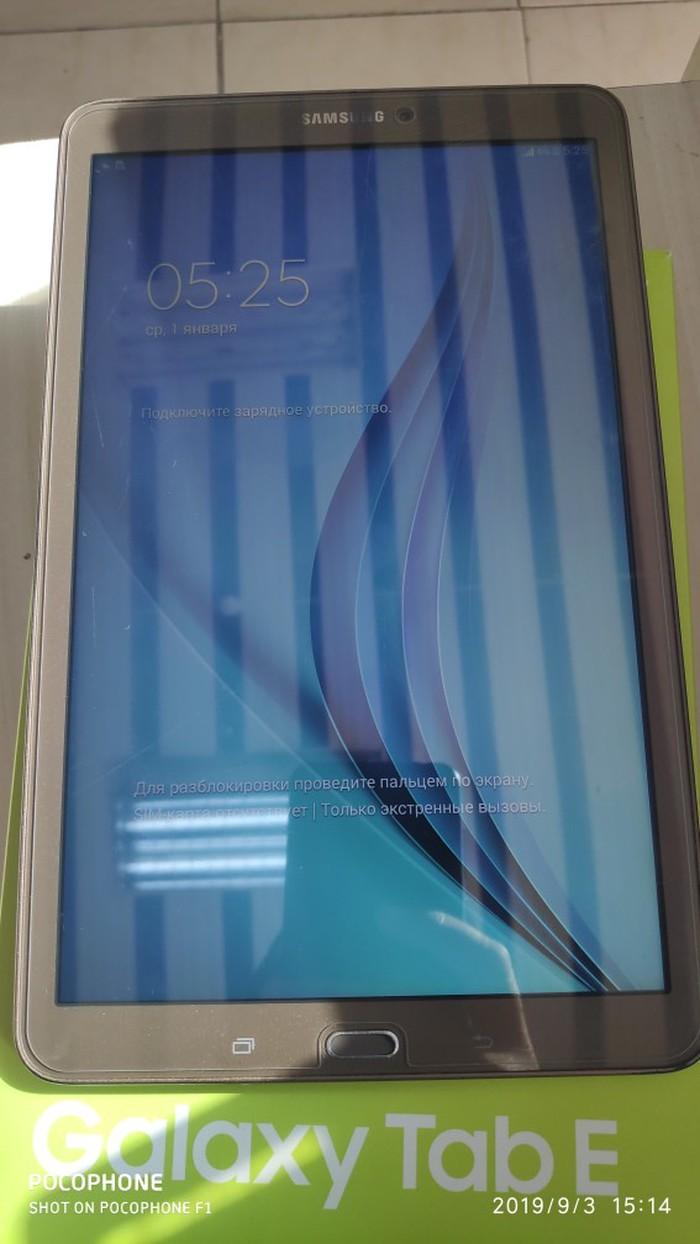 Планшет Samsung galaxy Tab E. Photo 0