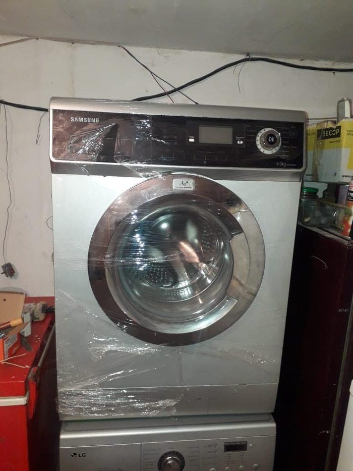 Avtomatik Washing Machine Samsung 6 kg.. Photo 0