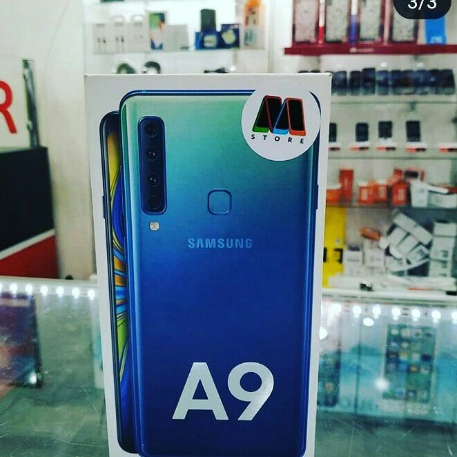 Новый Samsung 128 ГБ Синий. Photo 0