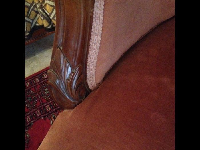 Vintage πολυθρόνα - πραγματικό στολίδι. Σε άριστη κατάσταση.. Photo 1