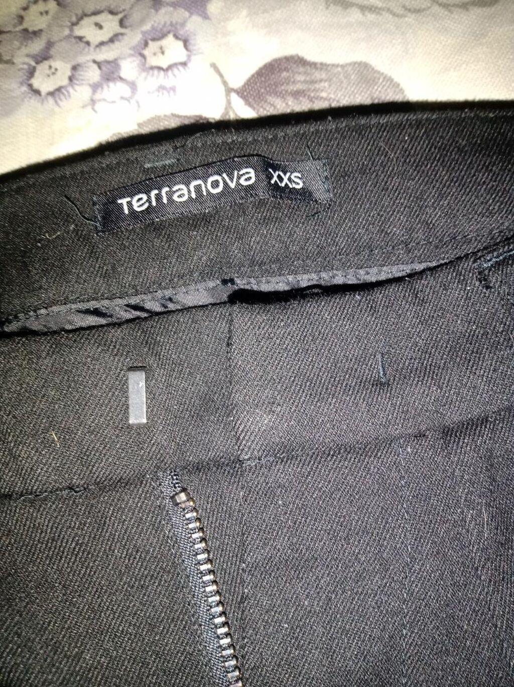 Teranova pantalone xs moze i s vel ocuvane