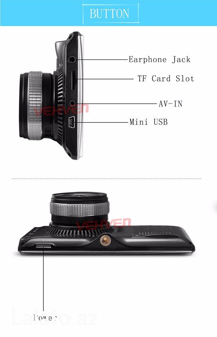 Bakı şəhərində GPS Navigator ve Videoregistrator ve Arxa kamera(yeni)Hazir