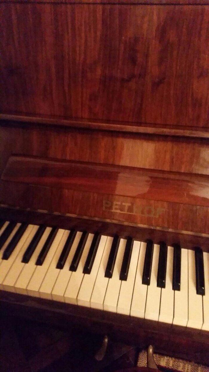 """Bakı şəhərində Пианино """"Petroff"""""""