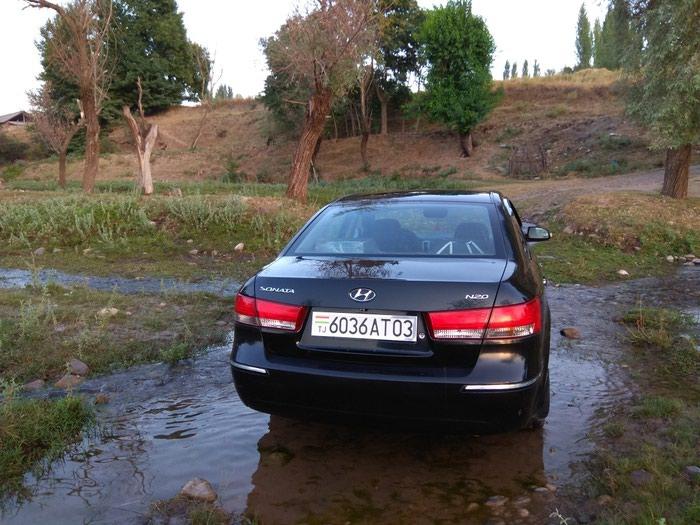 Hyundai Sonata 2011. Photo 0