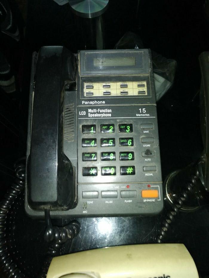 Телефонные аппараты для дома  рабочие б/у по 150 сом за каждый. Photo 2
