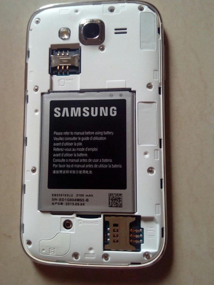 Samsung galaxy 60euro μαζί με την θήκη συζητήσιμη. Photo 0