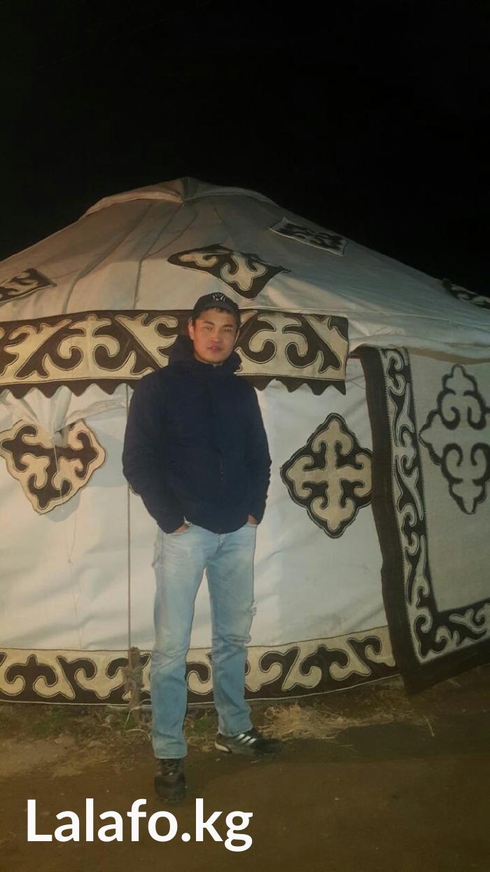 Бозуй баардык жабдыктары менен Чоң боз үй сатылат, жазалгалары м. н де in Бишкек