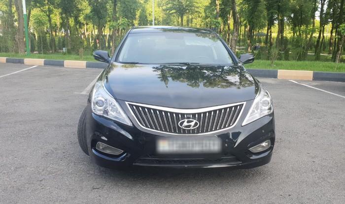 Hyundai Grandeur 2012 в Душанбе