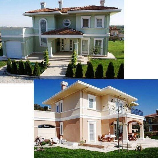 Satış Evlər : 130 kv. m., 4 otaqlı. Photo 1