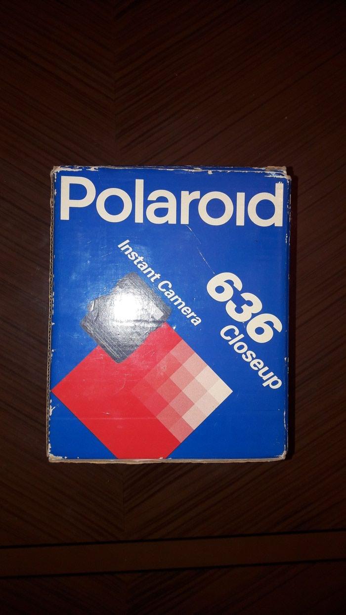 Polaroid 636 satilir hec bir problemi yoxdur.alici olsa endirim olunar. Photo 2