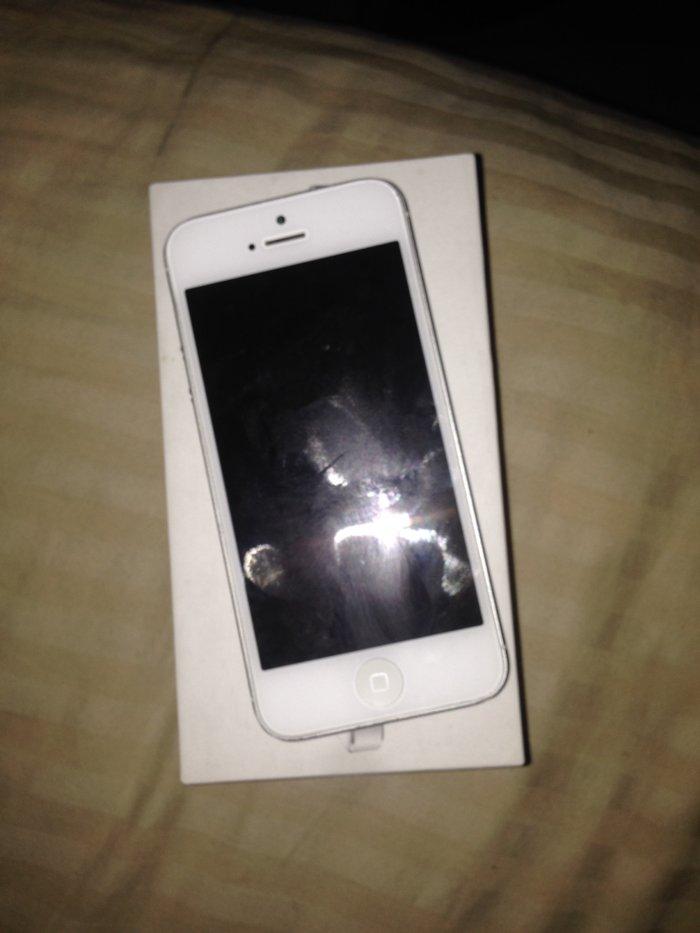 Срочно Срочно!! Продаю iPhone 5g 16gb в отличном состоянии в Бишкек