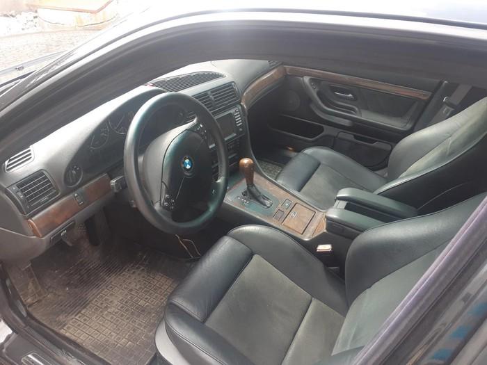 BMW 740 2000. Photo 6
