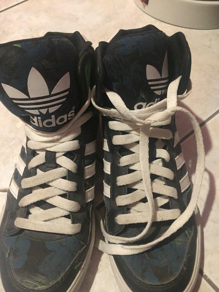 Adidas παπουτσια φορεμενα 1 φορα νουμερο 38 1/2  σε Καβάλα