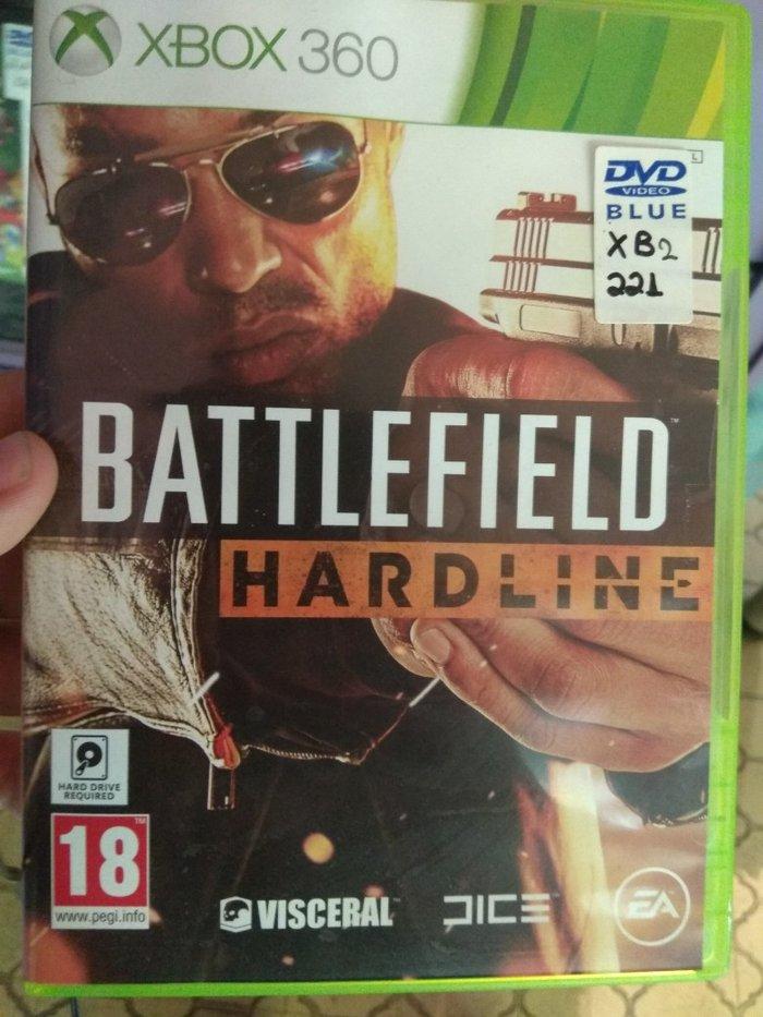 Battlefield Hardline XBOX ONE καινούργιο. Photo 0