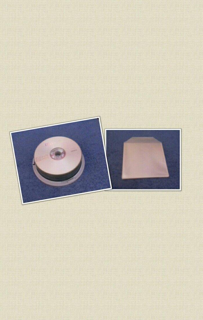 24 CD αντιγραφής και 20 θήκες - Πωλούνται μαζί !! (κωδ. 68). Photo 0