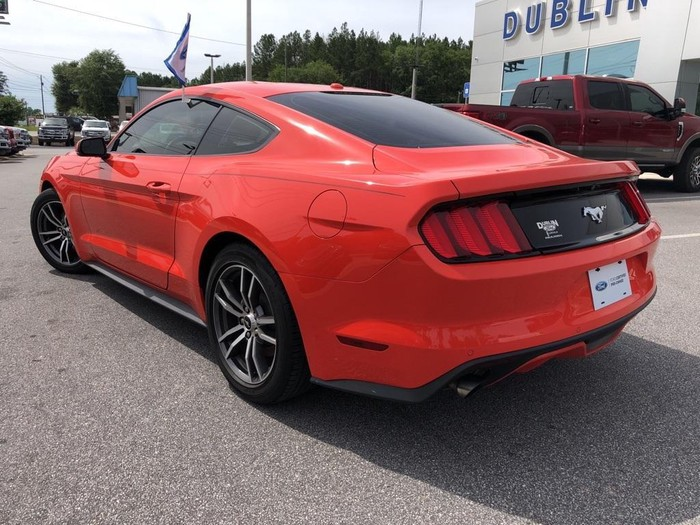 Ford Mustang 2016. Photo 3