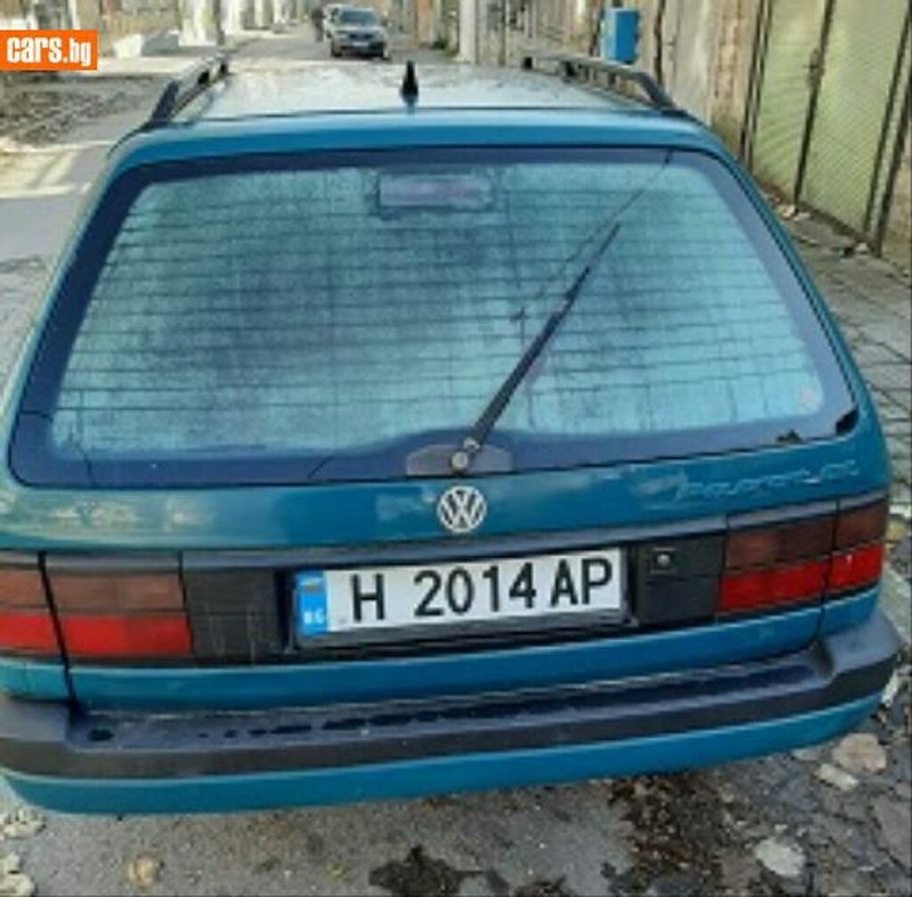 Volkswagen Passat 1.9 l. 1989   230000 km