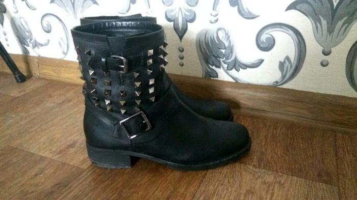 225c9c39c Деми ботинки кожаные фирма Nursace 36-37 размер за 800 KGS в Бишкеке ...