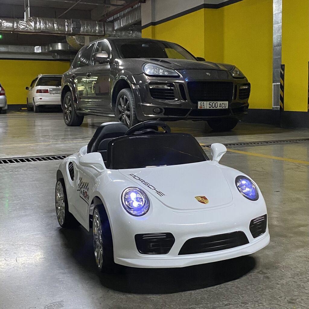 Детская машинка Porsche 911Для детей в возрасте от 1 года до 5 лет: Детская машинка Porsche 911Для детей в возрасте от 1 года до 5 лет