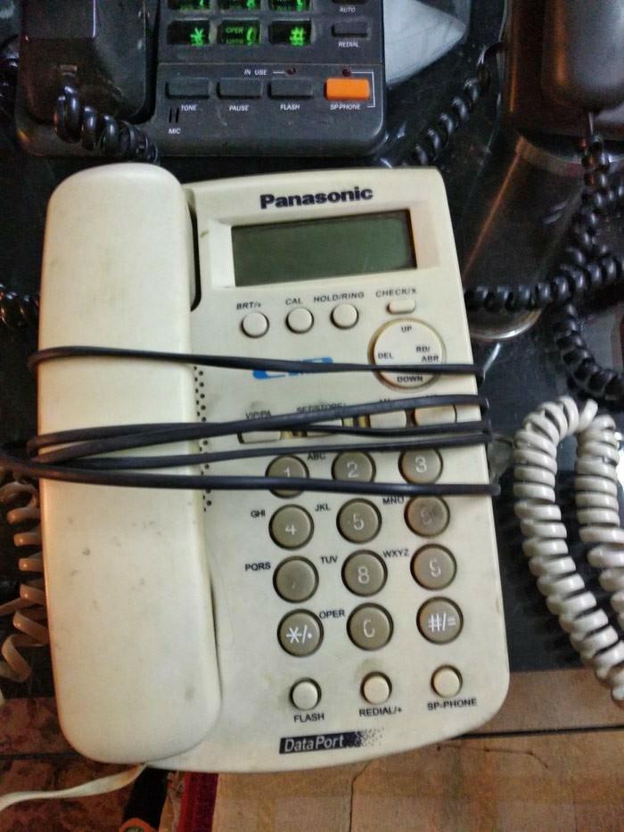 Телефонные аппараты для дома  рабочие б/у по 150 сом за каждый. Photo 4