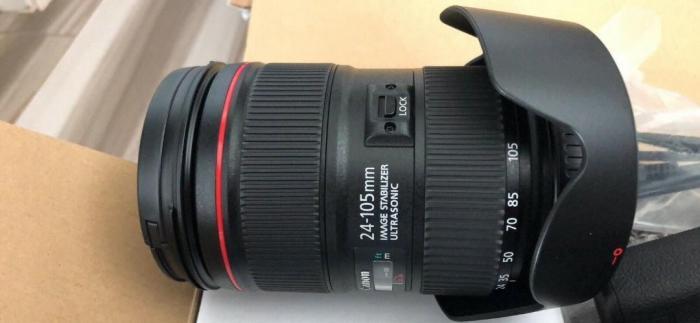 Canon 5D mark IV. Photo 3
