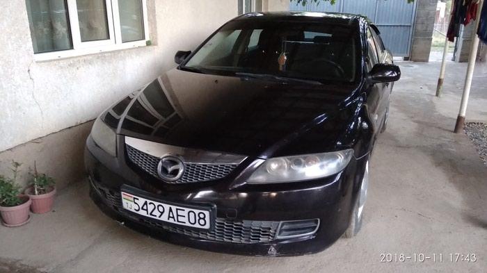 Mazda 6 2006. Photo 3