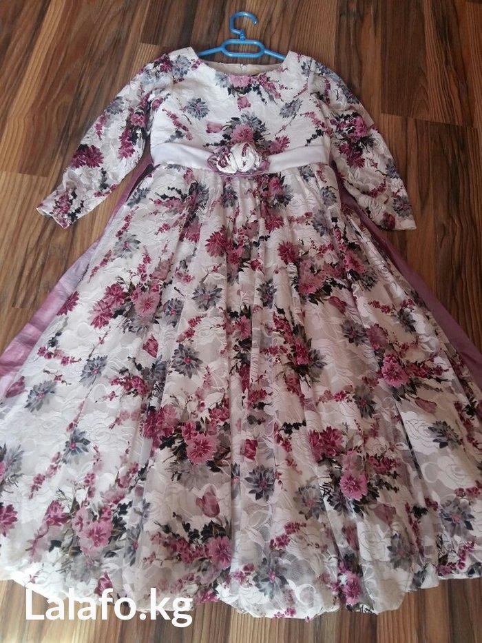 продаю очень красивое платье. платье у которого рукава 3 четверти. пла в Бишкек