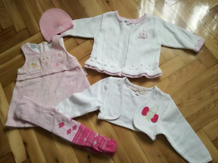 Paket garderobe za devojčice, veličina 68 - Pancevo