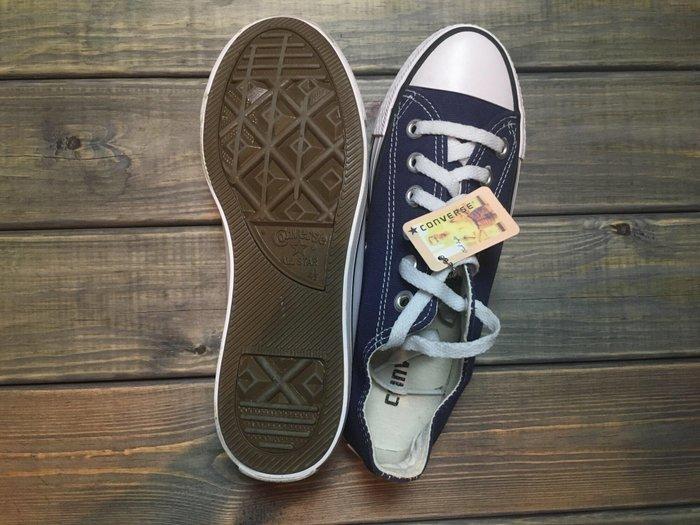 Совершенно новые синие кеды converse! 37. Photo 1