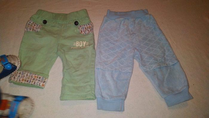 Детские шорты,штаны от 2 до 6мес.за все 100. Photo 0