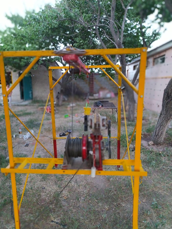 Многофункциональная электрическая лебедка . Производство Кыргызстан: Многофункциональная электрическая лебедка  . Производство Кыргызстан .
