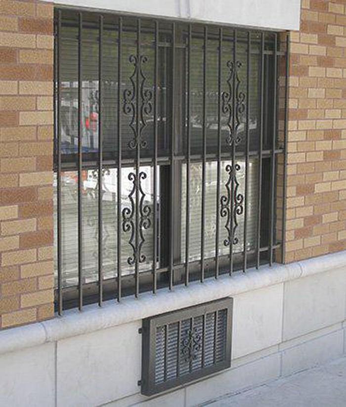 Решетки для безопасности вашего дома.. Photo 0