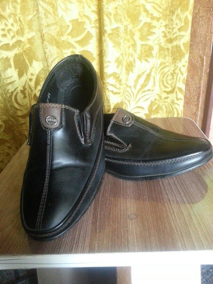 Детская обувь на мальчика ( туфли, красовки) 31-32 размер в Лебединовка